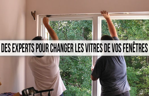 des experts en vitrerie