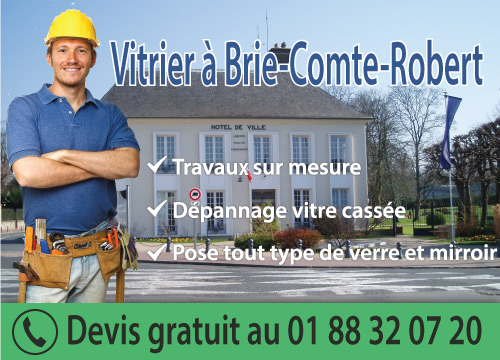 vitrier-Brie-Comte-Robert