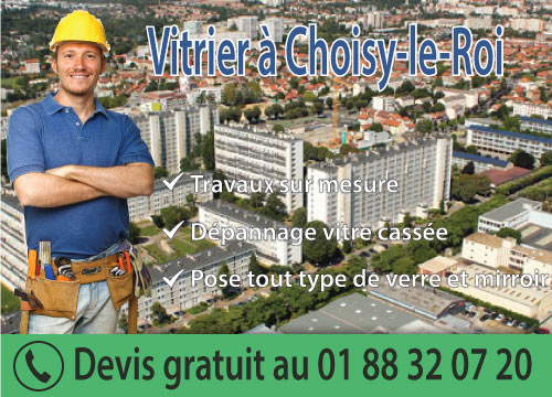 vitrier-Choisy-le-Roi