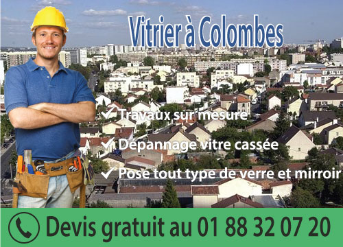 vitrier-Colombes