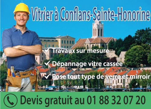 vitrier-Conflans-Sainte-Honorine