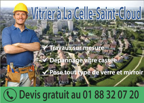 vitrier-La-Celle-Saint-Cloud