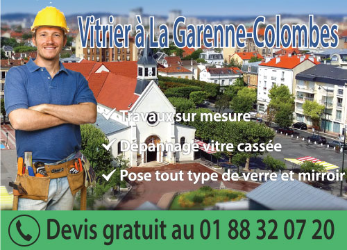 vitrier-La-Garenne-Colombes