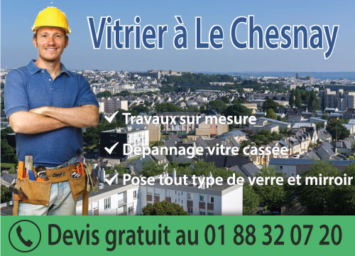 vitrier-Le-Chesnay