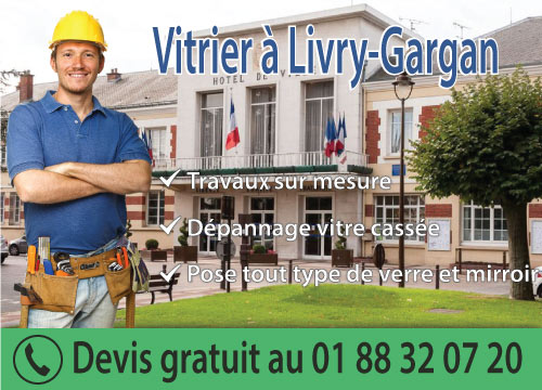 vitrier-Livry-Gargan