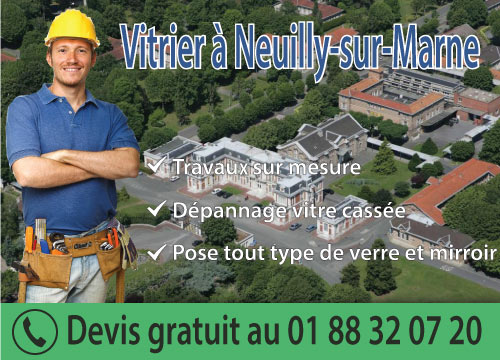 vitrier-Neuilly-sur-Marne