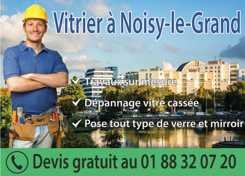 vitrier-Noisy-le-Grand
