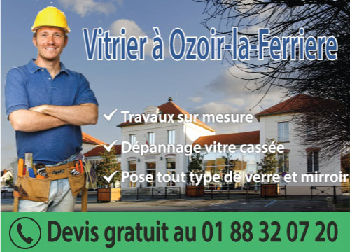 vitrier-Ozoir-la-Ferriere