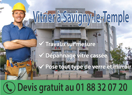 vitrier-Savigny-le-Temple